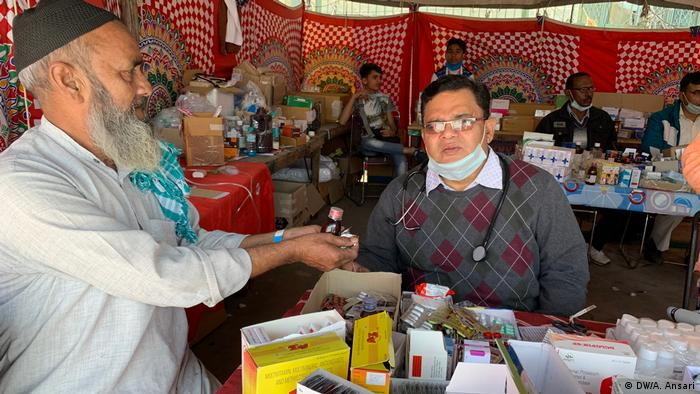Authorities and non-governmental organizations have been offering various legal and healthcare services for those in the camp. While doctors and nurses provide health checkups and medicines, legal aid is being offered to help victims lodge cases of looting, arson and violence.