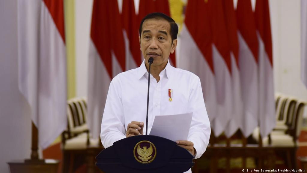 Jokowi Sampai Vaksin Ditemukan Kita Harus Berdamai Dengan Covid 19 Indonesia Laporan Topik Topik Yang Menjadi Berita Utama Dw 07 05 2020