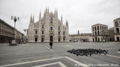 Ιταλία: Έκτακτα οικονομικά μέτρα για τον κορονοϊό