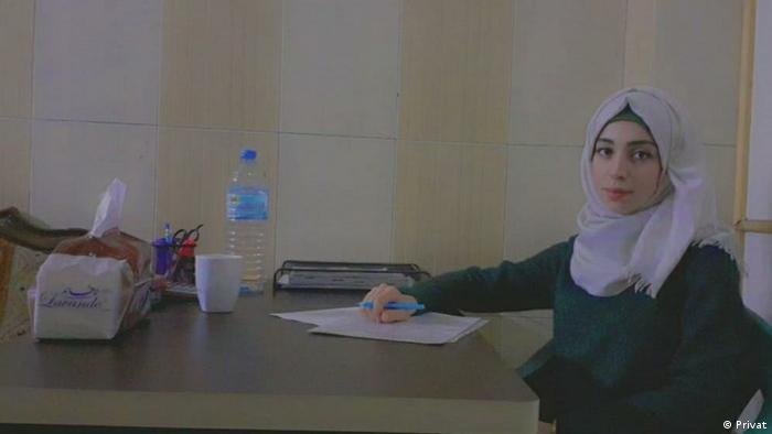 Syrien Idlib | Mona al bakkoor (Name darf nicht genannt werden) (Privat)
