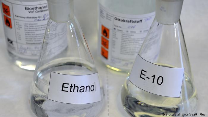 Raffinerie Schwedt | Ärger um Biosprit E10