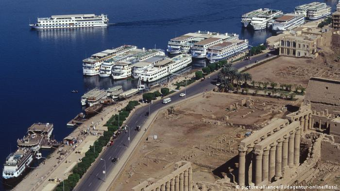 Ägypten | Luxor neben dem Nil