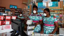 Afrika Coronavirus Pandemie / Elfenbeinküste