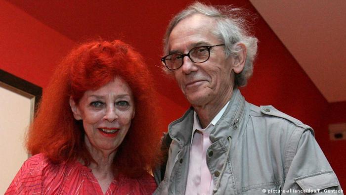 تصویری از کریستو و ژان−کلود در سال ۲۰۰۶ میلادی