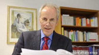 Der Direktor des Kriminologischen Forschungsinstituts Niedersachsen, Christian Pfeiffer Foto: dpa