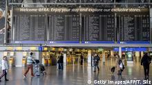 Deutschland Frankfurt am Main Flughafen | Coronavirus