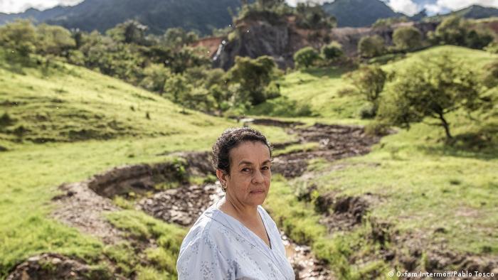 Geraldina es defensora de derechos humanos, ambientales y territoriales en el departamento del Caquetá.