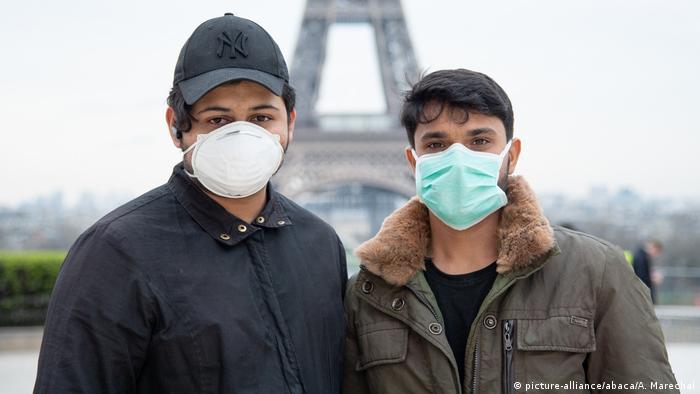 Paris   Coronavirus