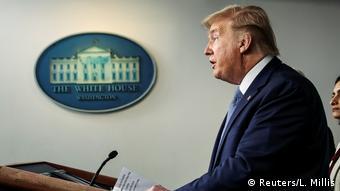 Дональд Трамп хоче переобратися президентом США на другий строк