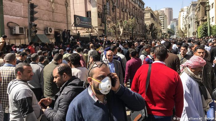 Auswirkungen des Coronavirus in Ägypten