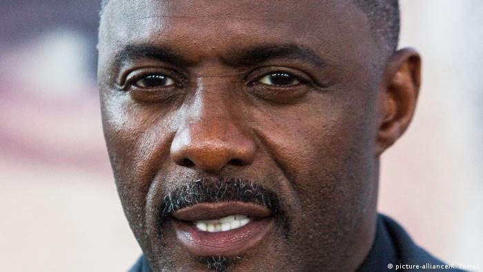 Idris Elba (picture-alliance/R. Torres)