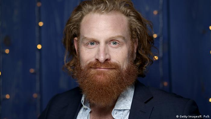 Schauspieler Kristofer Hivju (Getty Images/R. Polk)