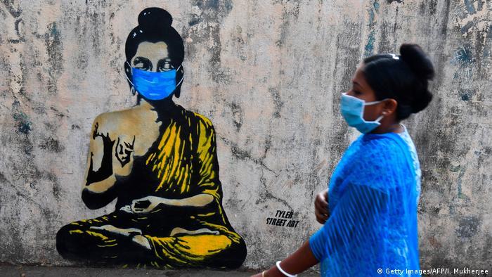 Hindistan da sokağa çıkma yasağı uygulayan ülkeler arasında