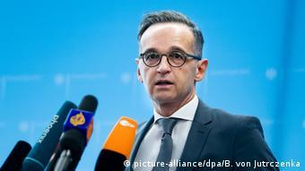 Χ. Μάας: Την 8η Μαίου οι Γερμανοί θα πρέπει να αναλογίζονται την ευθύνη που έχουν