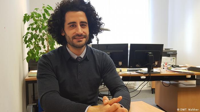 Orkan Özdemir ist SPD-Politiker und Referent für interkulturelle Angelegenheiten