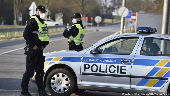 Tschechien Coronavirus Grenzkontrolle