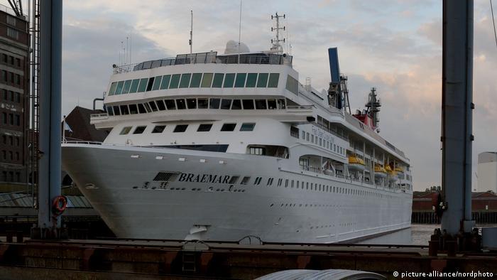 A bordo del MS Braemar (foto de archivo) se encuentran 682 pasajeros, la mayoría de ellos, británicos, así como 381 miembros de la tripulación. Cinco personas están infectadas con el coronavirus.