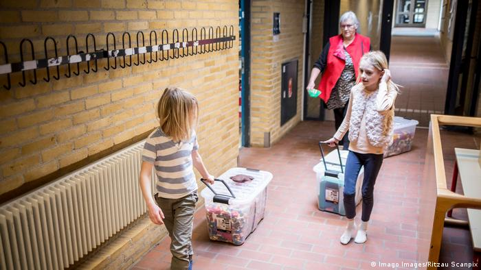Dänemark Coronavirus Schulschließung (Imago Images/Ritzau Scanpix)