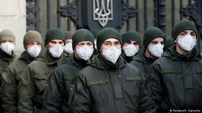 Рішення про запровадження режиму надзвичайної ситуації в Україні готували в МВС
