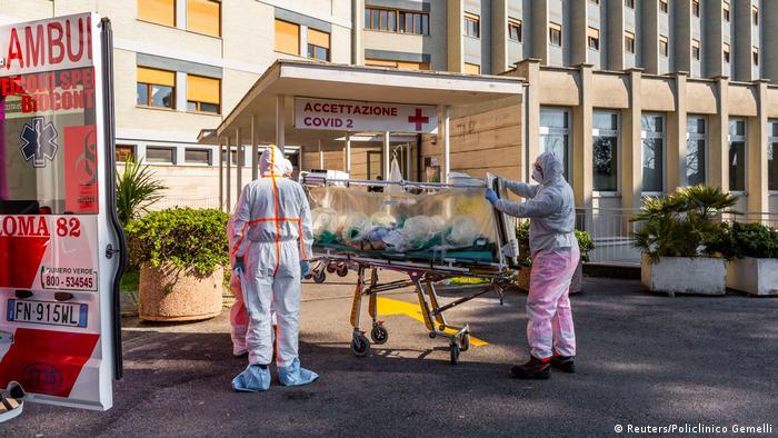 Italien Coronavirus