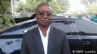 Angola Sumbe Stadt des Staubs