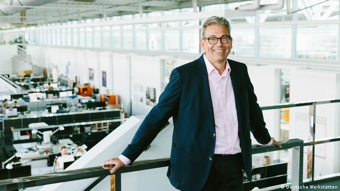 Deutsche Werkstätten Hellerau Managing Director Jan Jacobsen