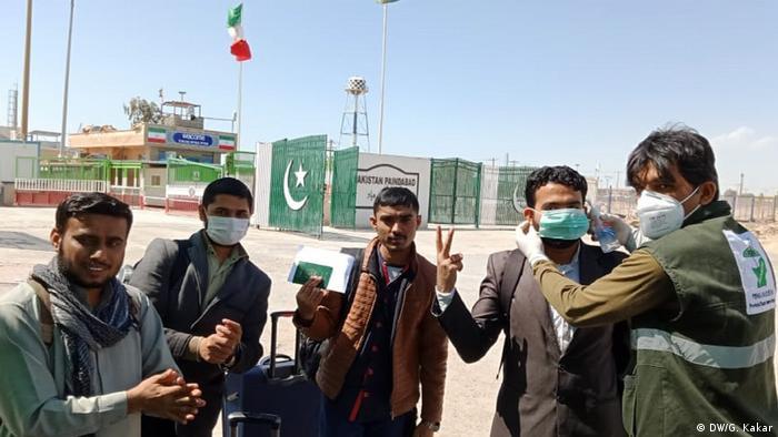عکس تزیینی: مرز ایران و پاکستان