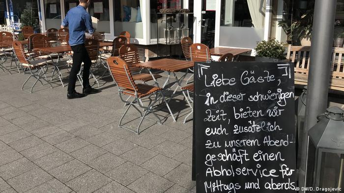 Deutschland Coronavirus Bonn-Bad Godesberg