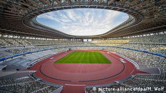 Tokio, Japón  Juegos Olímpicos 2020 - Estadio Nacional - Estadio Olímpico
