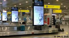 Russland Moskau | Coronavirus | Flughafen Scheremetyevo