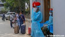 More than 100 Bangladeshis were return from Italy on Saturday. Tag:Italy, corona virus Bangladesh Copyright: bdnews24.com