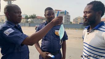 Nigeria Lagos   Coronavirus  