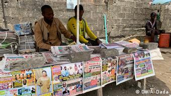 Nigeria Lagos   Coronavirus   Press