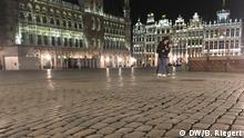 Belgien Grand Place Zentrum von Brüssel