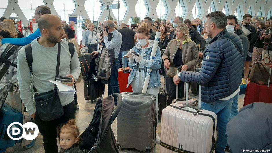 المغرب يعلّق رحلاته مع بلدان أوروبية بسبب كورونا المتحوّرة