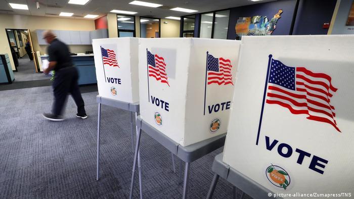 USA Florida Präsidentschaftsvorwahlen