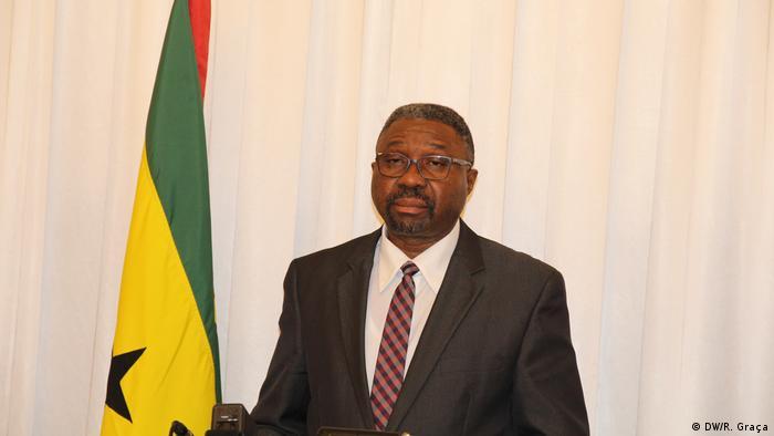 Primeiro-ministro de São Tomé e Príncipe, Jorge Bom Jesus