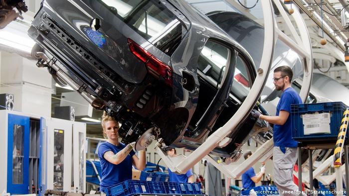 Zbog neisporučenih dijelova najviše je stradala proizvodnja Golfa u Wolfsburgu