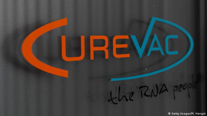 CureVac (Getty Images/M. Hangst)