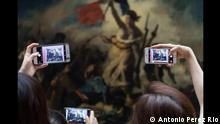 Nur für den Bericht über diese Biennale! *** Copyright: Antonio Perez Rio Bildtitel: Liberty Leading the People, 2017