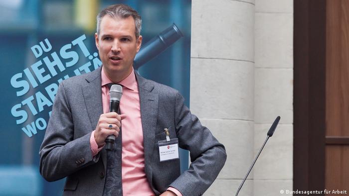 Deutschland Michael van der Cammen | Zentrale der Bundesagentur für Arbeit (Bundesagentur für Arbeit)