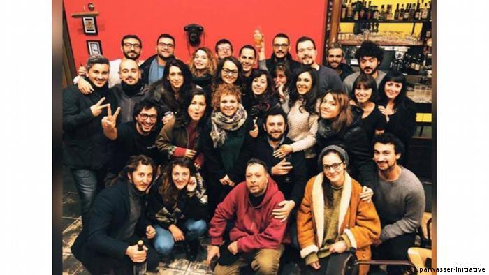 Volonteri u Rimu pomažu starijim sugrađanima