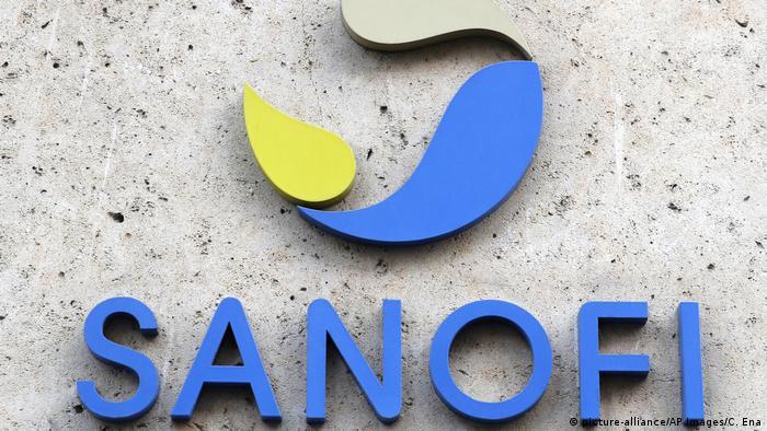 فتحت السلطات الفرنسية تحقيقاً ضد شركة سانوفي لصناعة الأدوية (شعار الشركة)