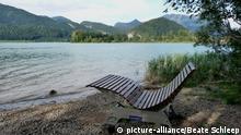 Österreich Salzkammergut - Wolfgangsee