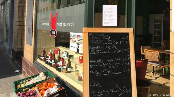 Bistro Magd und Knecht u Bonnu