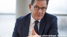Deutschland Hamburg Februar 2020 | Gerd Müller, Bundesentwicklungsminister