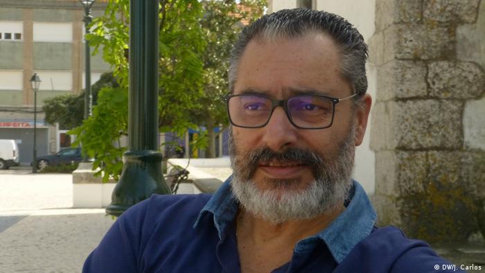 Portugal Zeferino Boal, Mitglied der MPLA