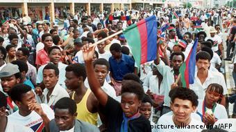 Namibia wird unabhängig | 20.3.1990 |
