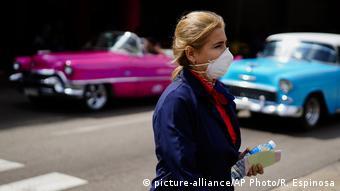 Меры защиты от коронавируса SARS-CoV-2 принимают и на Кубе