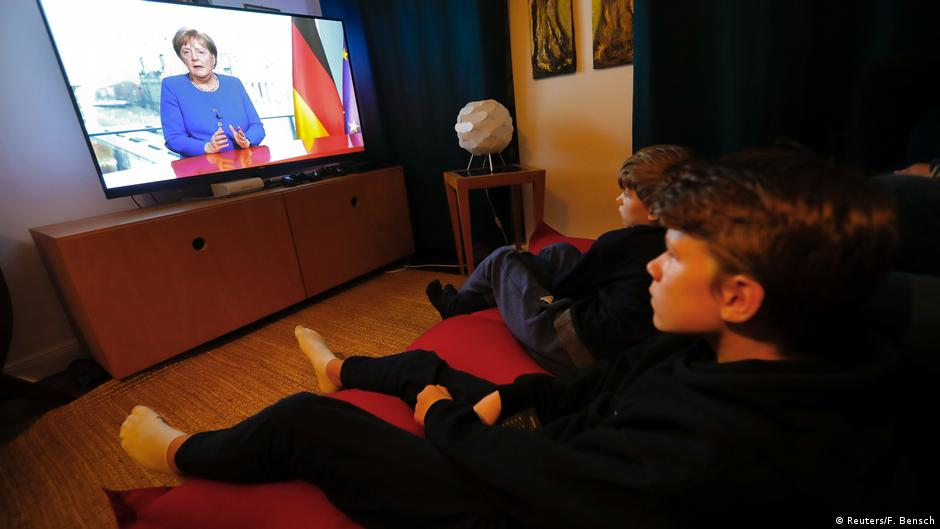 Coronavirus latest: Germany shuts down borders, halts public life